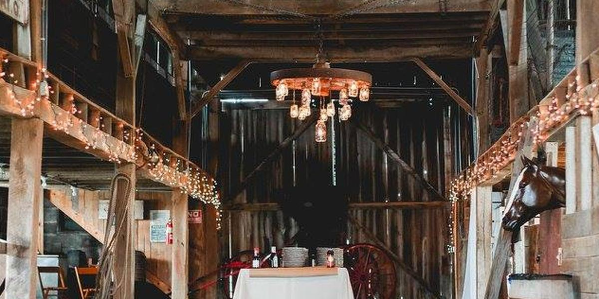 The Burnison Barn Weddings   Get Prices for Wedding Venues ...