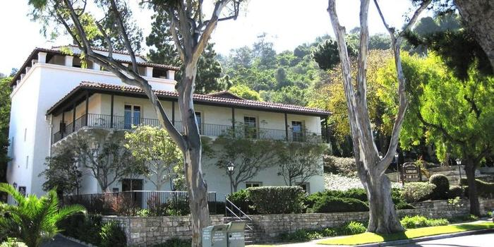 Malaga Cove Library wedding Los Angeles