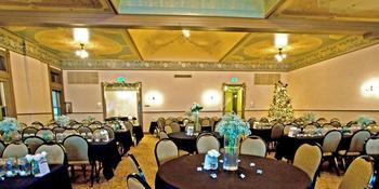 Fountain Square Mall Ballroom weddings in Bloomington IN