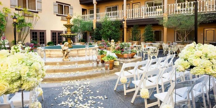 Ayres Hotel Costa Mesa / Newport Beach Wedding Venue Picture 2 Of 16    Provided By