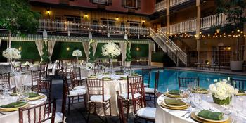 Ayres Hotel Costa Mesa / Newport Beach weddings in Costa Mesa CA