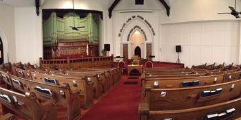 Edgefield Baptist Church weddings in Nashville TN