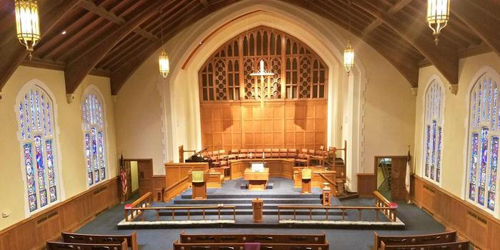 St. Luke's United Methodist Church Weddings | Get Prices ...