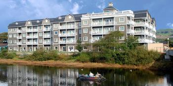 Rivertide Suites weddings in Seaside OR