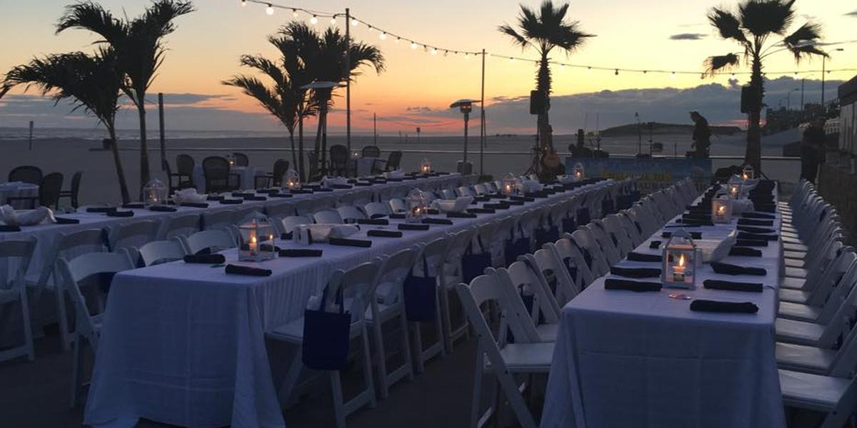 New york beach club weddings get prices for wedding for Beach weddings in ny