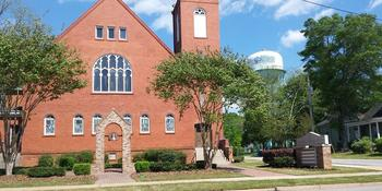 Cultural Art Center weddings in Commerce GA