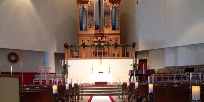 Calvary United Methodist Church wedding Indianapolis/Central Indiana