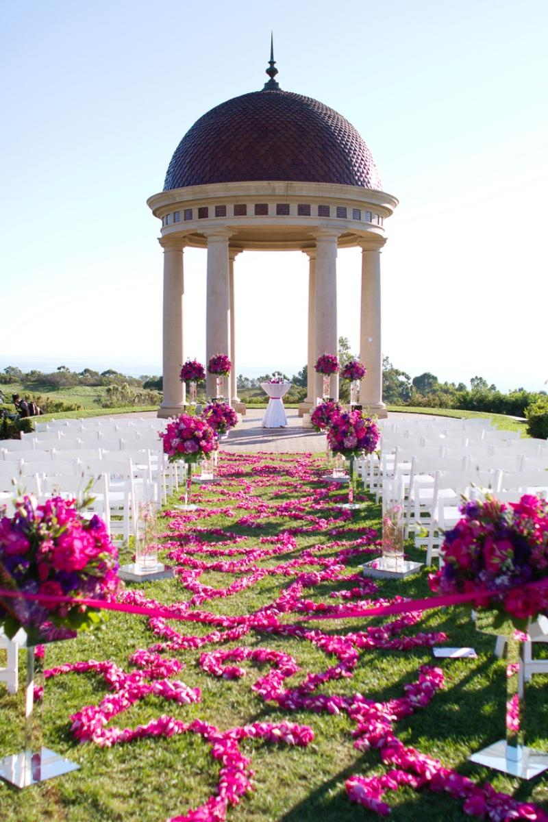 Pelican hill resort wedding cost mini bridal for Malibu rocky oaks estate vineyards wedding cost