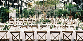 Planterra Conservatory weddings in West Bloomfield Township MI