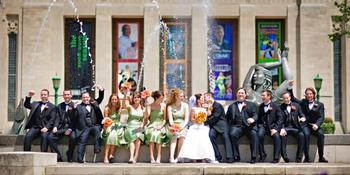 Indiana University Auditorium weddings in Bloomington IN
