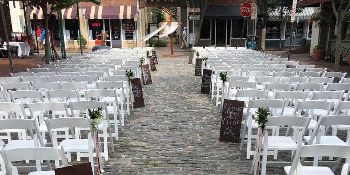 Historic Market Hall Weddings
