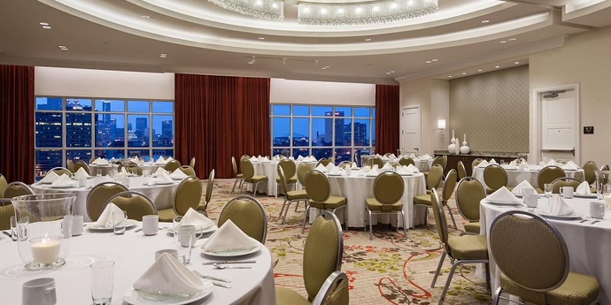Hilton Garden Inn Homewood Suites Atlanta Midtown Weddings
