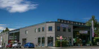 Hales Brewery weddings in Seattle WA