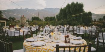 Smoke Tree Ranch weddings in Palm Springs CA
