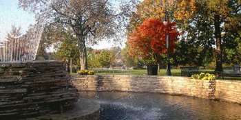Vander Veer Park weddings in Davenport IA