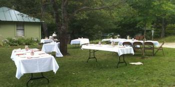 The Woods Lodge weddings in Northfield VT