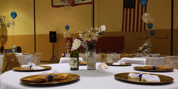 Bernie Ward Community Center weddings in Augusta GA