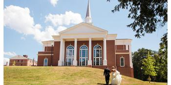 Wesleyan College weddings in Macon GA