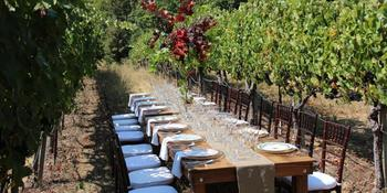 Byington Vineyard and Winery weddings in Los Gatos CA