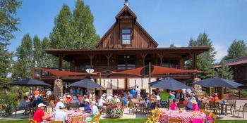 Catamount Ranch & Club weddings in Steamboat Springs CO