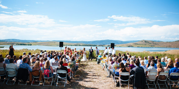 Catamount Heritage Cabin weddings in Steamboat Springs CO