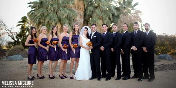 Desert Willow Golf Resort wedding venue picture 7 of 15 - Photo by: Melissa McClure Photography
