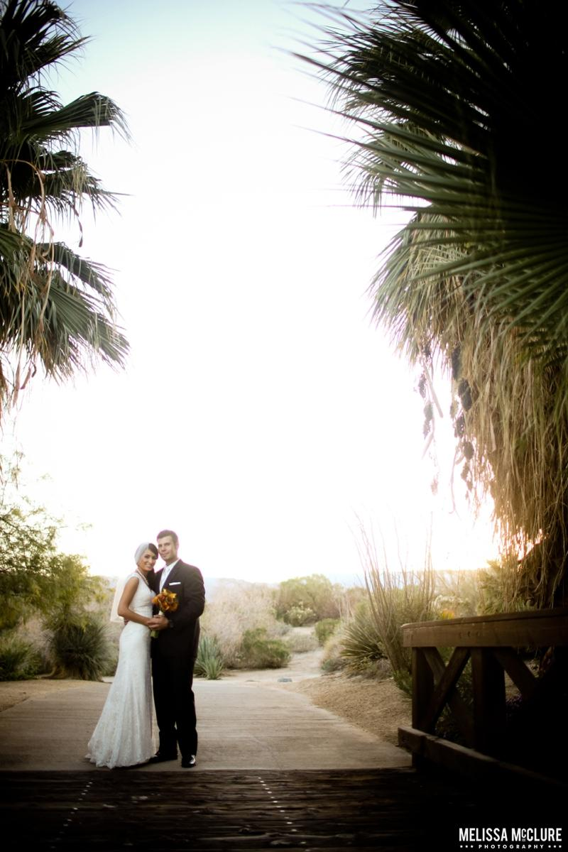 Desert Willow Golf Resort wedding venue picture 12 of 15 - Photo by: Melissa McClure Photography