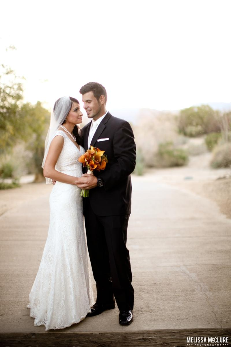 Desert Willow Golf Resort wedding venue picture 14 of 15 - Photo by: Melissa McClure Photography