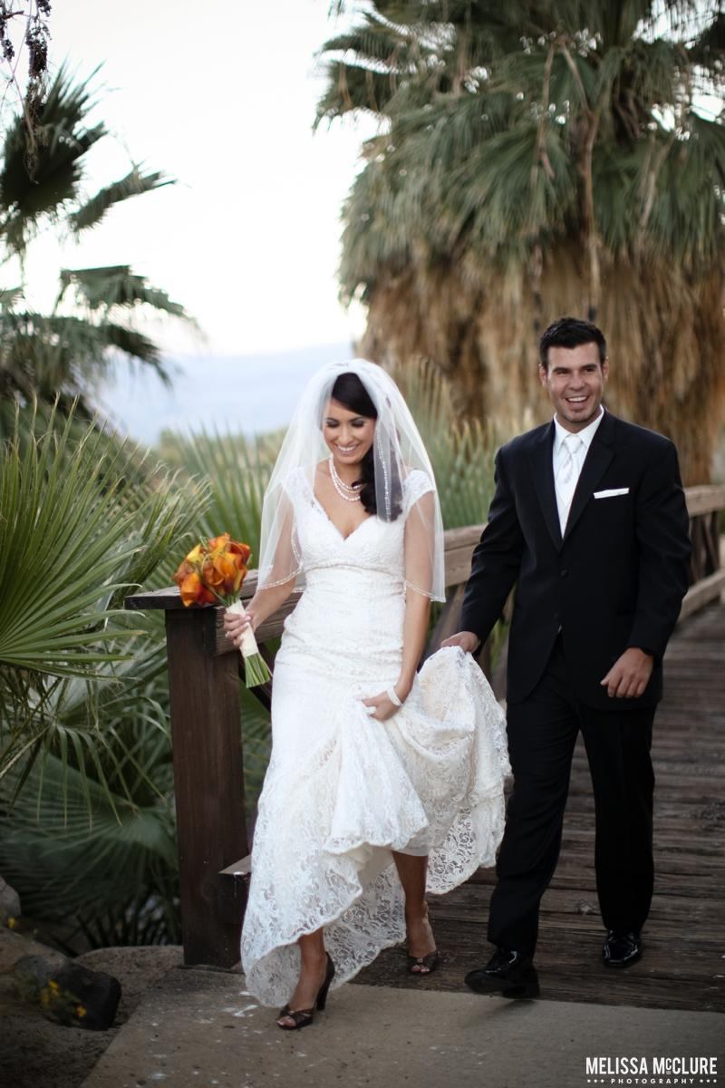 Desert Willow Golf Resort wedding venue picture 13 of 15 - Photo by: Melissa McClure Photography