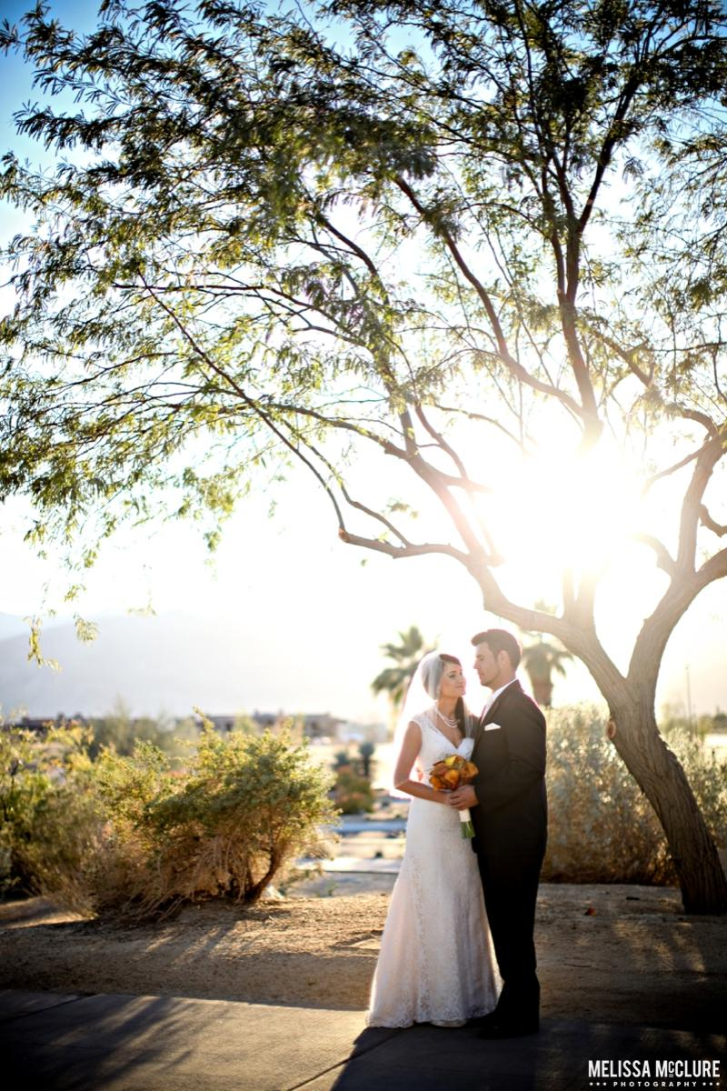 Desert Willow Golf Resort wedding venue picture 8 of 15 - Photo by: Melissa McClure Photography