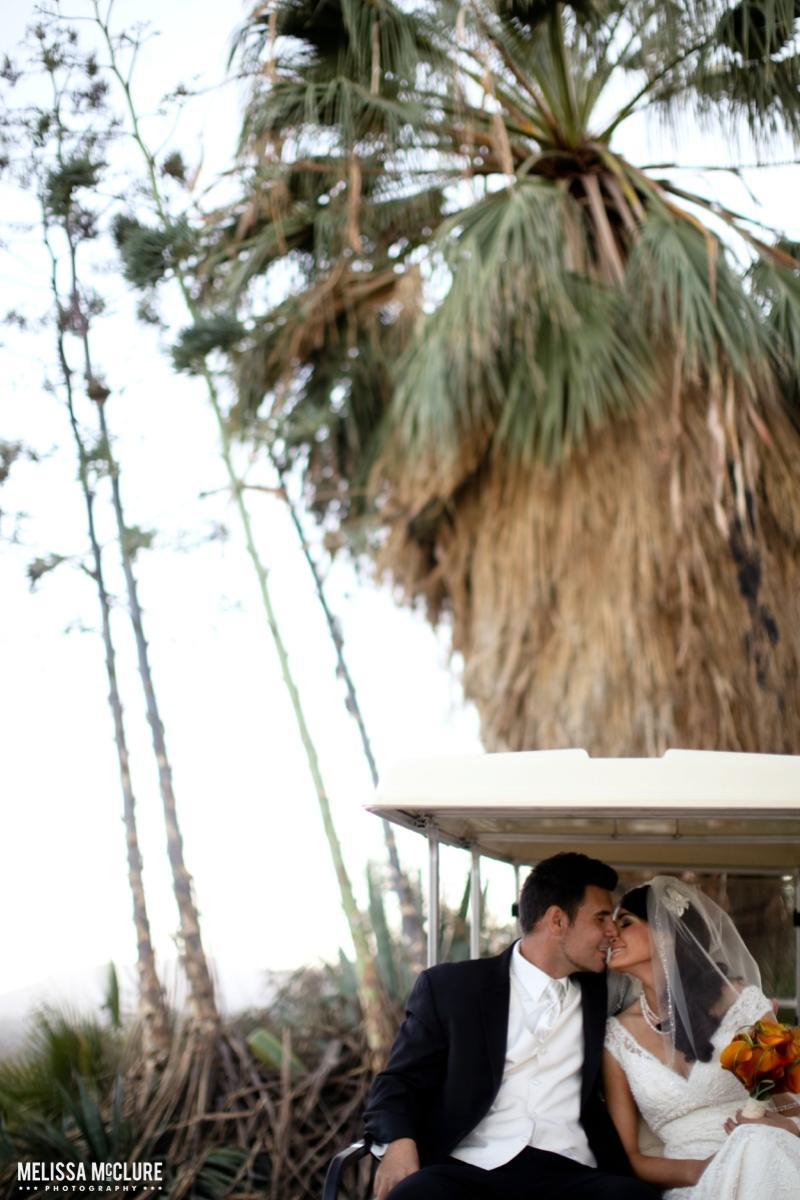Desert Willow Golf Resort wedding venue picture 11 of 15 - Photo by: Melissa McClure Photography