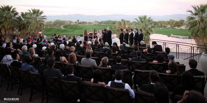 Desert Willow Golf Resort wedding venue picture 4 of 15 - Photo by: Melissa McClure Photography
