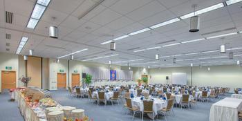 Anchorage Convention Center- Egan Center weddings in Anchorage AK