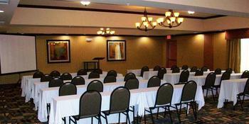 Holiday Inn Express Suites Van Buren-Ft Smith Area weddings in Van Buren AR