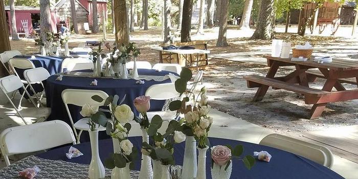 Furnace Town wedding Eastern Shore/Chesapeake Bay
