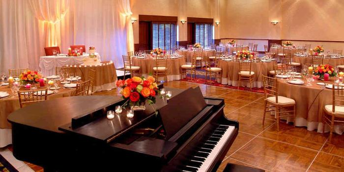 Princeton Marriott at Forrestal wedding venue picture 1 of 16 - Provided by: Princeton Marriott Forrestal