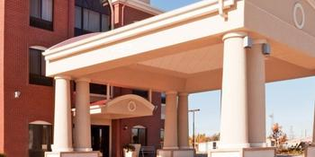 Holiday Inn Express Suites Guymon weddings in Guymon OK