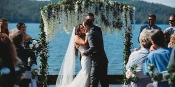 Salmon Falls Resort weddings in Ketchikan AK