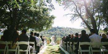 Charles Krug Winery weddings in St Helena CA