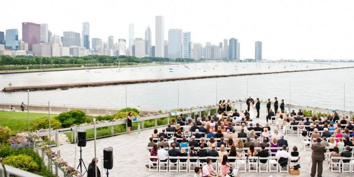 Shedd Aquarium wedding venue picture 2 of 16 - Photo by: Matushek Photography