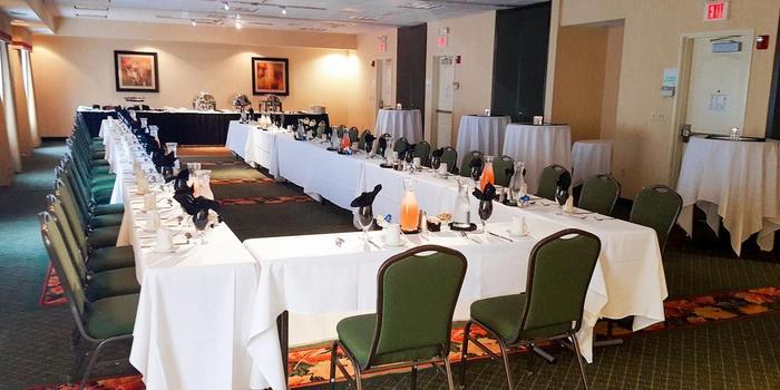 Holiday Inn Minneapolis NW - Elk River Weddings | Get ...