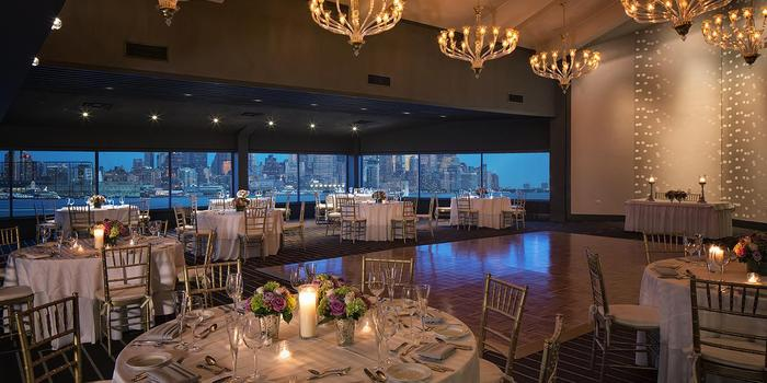 Chart House Weehawken wedding venue picture 1 of 16 - Photo by: Chart House Weehawken