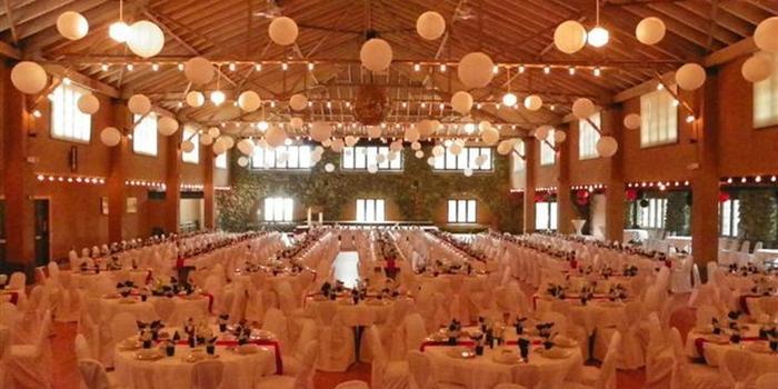 Rothschild Pavilion wedding Wausau