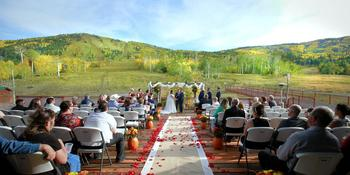 Powderhorn Mountain Resort weddings in Mesa CO