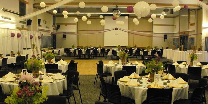 Ted Ferry Civic Center wedding Alaska