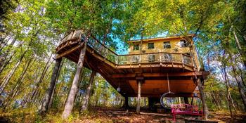 Earthjoy Treehouse Village weddings in Brooksville KY