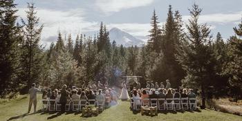 Cooper Spur Mountain Resort Weddings in Mt Hood OR