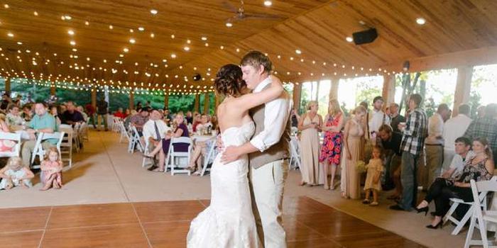 Wildwood retreat wedding