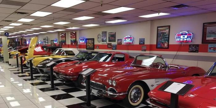 Martin Auto Museum Weddings Get Prices For Wedding Venues In Az