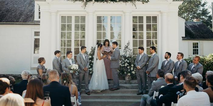 The Adler Arts Center wedding Chicago